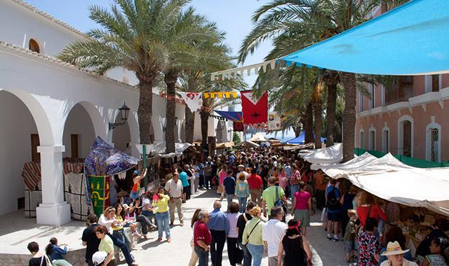 La Feria Medieval de Ibiza 2014 1877b4e779a