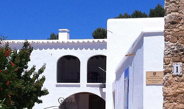 Las casas de ibiza pura sencillez for Arquitectura ibicenca