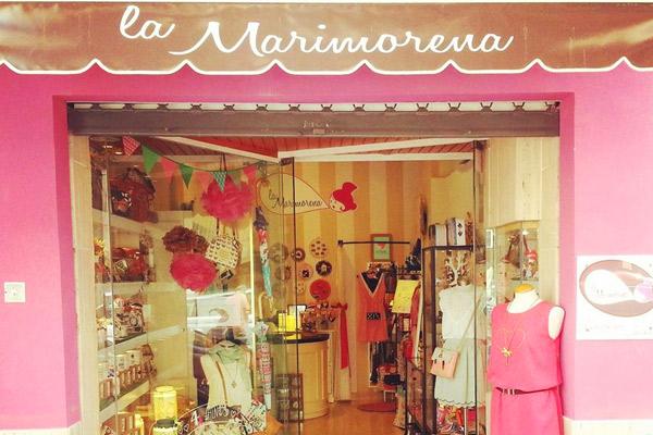 La Marimorena, tienda-taller de moda en Ibiza