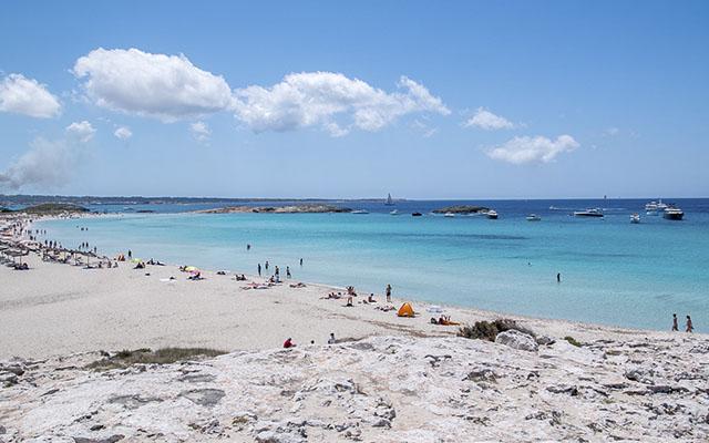 Pasar un día en Formentera